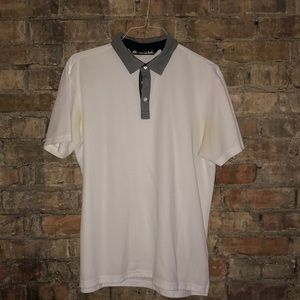 Men's 3 button Golf polo